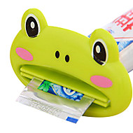 exprimidor de pasta de dientes de plástico