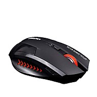 Gaming Wireless 2400DPI Mouse For PC Laptop Built-in Rechargeable Battery With Charging Cable