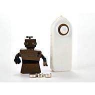 YQ YQ88191B-4 Grigio Robot Radio Control Robot-giocattolo