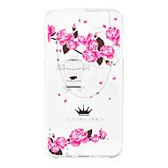 Na Samsung Galaxy Etui Wzór Kılıf Etui na tył Kılıf Kwiat Miękkie Silikon na J5
