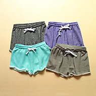Running Shorts Women's Breathable Cotton Exercise & Fitness / Leisure Sports / Running Sports Loose Spring / Summer / Fall/AutumnClassic