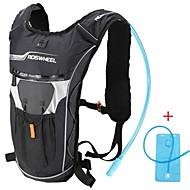Fahrradtasche 4LTrinkrucksäcke & Wasserblasen / Rucksack Wasserdicht / Stoßfest / tragbar / Multifunktions Tasche für das RadPVC / Stoff