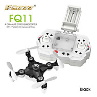 FQ777 FQ11 Wifi FPV With Foldable  3D Mini 2.4G 4CH 6 Axis Headless Mode RC Quadcopter RTF