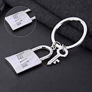 Presente Personalizado Keychain- deliga de zinco-Contemporânea / Criativo