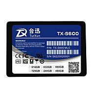 """120 GB SSD-minne 2.5 """" SATA III"""