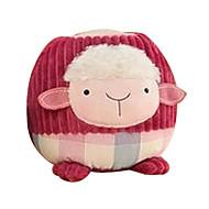 赤い羊パットランプ常夜灯電池乳児の睡眠常夜灯