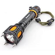 Self-defense Rechargeable LED Flashlight