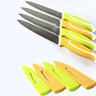 Stainless Steel Fruit Knife(Random Color)