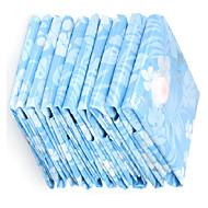 Torby do przechowywania / Buty pumpy / Organizery do szafy / Worki próżniowe Plastik z100*70cm Vacuum compression bag 5-piece、Manual pump