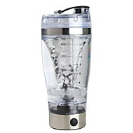 Electric Detachable Tornado Smart Mixer Cup Protein Shaker Blender My Water Bottle Automatic Movement Vortex  450ml