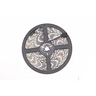 WeiXuan 5 M 300 5050 SMD Θερμό Λευκό / Λευκό / RGB / Κόκκινο / Μπλε / Πράσινο / ΡοζΑδιάβροχη / Μπορεί να κοπεί / Με ροοστάτη /
