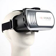 vr virtual reality 3D-bril voor de mobiele telefoon mobiele vr headset plus