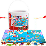 Magnetic Marine Fishing Toy
