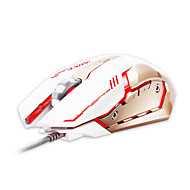 AJAZZ M102 Colorful LED USB Wired Professional 6D Gaming Mouse for PC Laptop