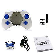 Fayee FY804 Drone 6 Axes 4 Canaux 2.4G Quadrirotor RC Eclairage LED / Mode Sans Tête / Vol Rotatif De 360 Degrés