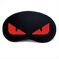 Travel Sleeping Eye Mask Type 0038 Red Devil Eyes