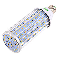 YWXLight 60W E26/E27 LED Corn Lights T 160 SMD 5730 5500-5800 lm Warm White / Cool White Decorative AC 85-265 V