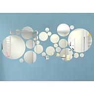 3D Wand-Sticker Flugzeug-Wand Sticker / Spiegel Wandsticker Dekorative Wand Sticker,Acrylic Stoff Abziehbar / RepositionierbarHaus