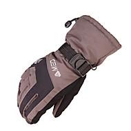 Ski Gloves Winter Gloves Unisex Activity/ Sports Gloves Keep Warm / Waterproof / Windproof Gloves Ski & Snowboard CanvasCycling Gloves /