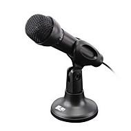 Tilkoblet-Håndholdt Mikrofon-Computer Mikrofon Med 3.5Mm