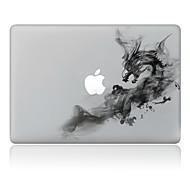 Scrawl Dragon Decorative Skin Sticker for MacBook Air/Pro/Pro with Retina