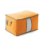 Luggage Organizer / Packing Organizer for Travel StorageOrange Green
