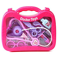 Children's Simulation Medicine Tool Box When The Doctor Toy