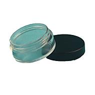 Cream Eye Shadow Powder Box Cosmetic Jar Plastic Cream Bottle