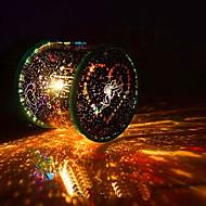 色が変化する星の美し星空プロジェクター夜の光(3xaa、ランダムカラー)