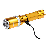 U`King® LED Flashlights/Torch LED 1200LM Lumens 5 Mode - Cree XM-L2 18650 Adjustable Focus RechargeableCamping/Hiking/Caving Climbing