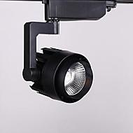 20w 1600lm varm kold hvid cob chip førte spor belysning stativet projektører loftslampe (AC220-240V)