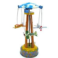 Novelty Toy / stress relievers / puslespil legetøj / Træk-op-legetøj Novelty Toy / / Luftfartøj / Merry-go-round Metal Brun Til børn