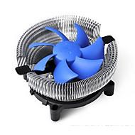 faible bruit 775amd1150 ventilateurs de refroidissement du processeur pour ordinateur