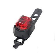 Pyöräilyvalot Polkupyörän jarruvalo LED - Pyöräily Helppo kantaa Varoitus Muu D Koko Akku 50 Lumenia USB Pyöräily
