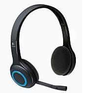 Logitech H600 Casque sans filForOrdinateursWithAvec Microphone / Radio FM / Réduction de bruit