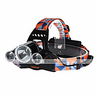 U`King ZQ-X823 LED 4 Mode Outdoor 9000LM XM-L T6 Headlamp 18650