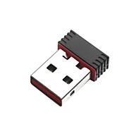 stationär dator usb röd kant bärbara wifi