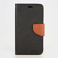 Hybrid PU Leather Flip Cover Case [Heavy Duty] for Samsung Galaxy S3/S4/S5/S6/S6 Edge/S6 Edge+/S7/S7 Edge