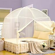 Hyönteisverkko Tukeva 4 osainen Lankavärjätty (Jos kaksoisvuode, vain 1 torkkupeitto tai tyynynpäällinen)