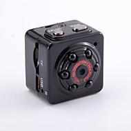 HYQ9 Webcam HD Camera Mini DV with 6pcs LED Light