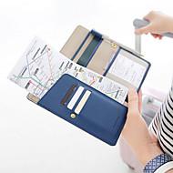 lång plånbok passinnehavaren biljett fall