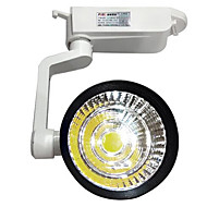20W 2000LM 3000K/4000K/6000K COB Led Track Light High Power TrackLight Spotlight for Shop(AC110-265V)
