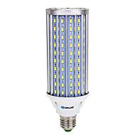 30 B22 / E26/E27 LED 콘 조명 T 160 SMD 5730 3000 lm 따뜻한 화이트 / 차가운 화이트 장식 AC 85-265 V 1개
