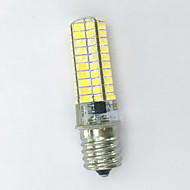 9W E17 Lâmpadas Espiga T 80LED SMD 5730 600LM lm Branco Quente / Branco Frio Decorativa AC 220-240 / AC 110-130 V 1 pç