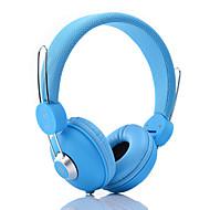 JKR JKR-110 Casques (Bandeaux)ForLecteur multimédia/Tablette / Téléphone portable / OrdinateursWithAvec Microphone / DJ / Règlage de