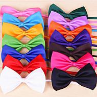 katten / honden Stropdas/Vlinderdas Rood / Oranje / Geel / Groen / Paars / Zwart / Wit / Roze / Roos / Licht Groen / Cyaan Hondenkleding