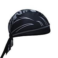 Sombreros Bandanas BicicletaTranspirable Secado rápido Resistente al Viento Resistente a los UV A prueba de polvo Materiales Ligeros A