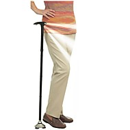 Ultra-light Handle Dependable Folding Cane with Built-in Light Walking Cane Magic Foldable Cane Trusty Cane