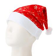 Net Yarn Christmas Hat