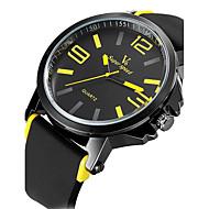 V6 Αντρικά Αθλητικό Ρολόι Στρατιωτικό Ρολόι Ρολόι Φορέματος Μοδάτο Ρολόι Ρολόι Καρπού Χαλαζίας Γιαπωνέζικο Quartz Ανθεκτικό στο Νερό
